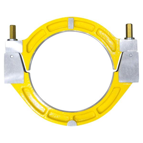 Centreerklem voor buis diamater 315mm