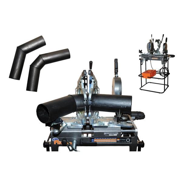 Spiegellasmachine Mini JOYT elbow compleet 40 t/m 160