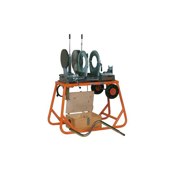 Spiegellasmachine Maxi compleet 90 t/m 315 (temperatuur instelbaar)