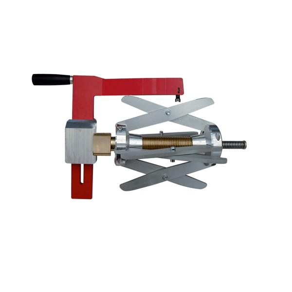 Handschiller 75 t/m 180 mm, verstelbaar