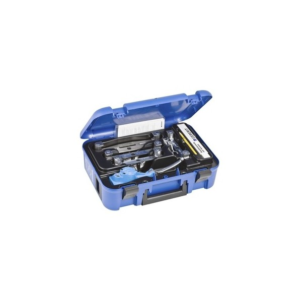 Buigtang hydraulisch compleet in koffer, 16 tm 32 mm
