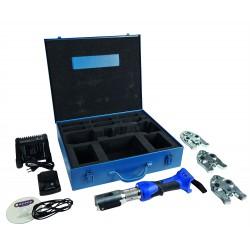 Henco Accu persmachine BMINI-3 incl. 16-26mm in koffer