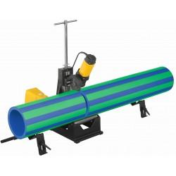 Buisafkortmachine Ø40 t/m 225 mm