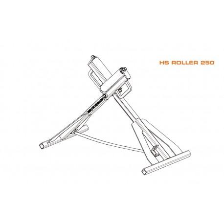HS Roller 250mm