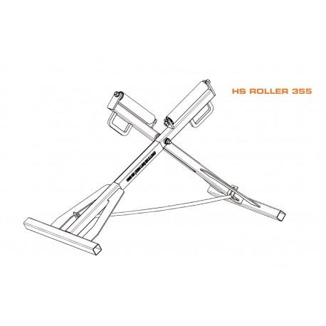 HS Roller 355mm