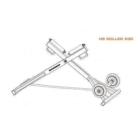 HS Roller 630mm