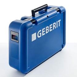 Geberit koffer voor accu persmachine comp. [2] met persbekken [2]