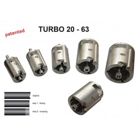 Turbo Schillers 20 t/m 63 mm (set)