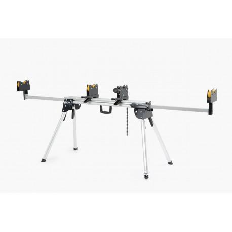 Werktafel voor Exact Zaagmachines met rollers