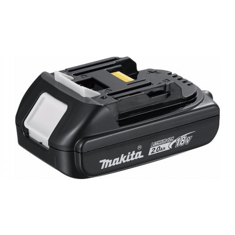 Accu Makita 2,0 Ah 18 V (MAP2/2L)