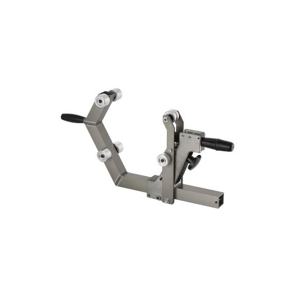 Lichtgewicht buissnijder voor PE buis 200 - 315 mm