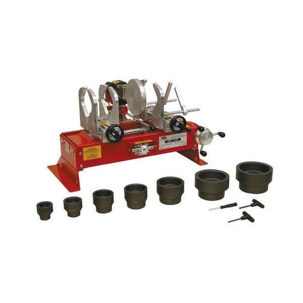 OMISA soklasmachine 50 t/m 125 compleet