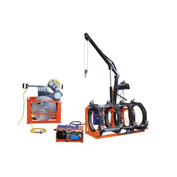 Ritmo druklasmachine delta 280 t/m 630mm