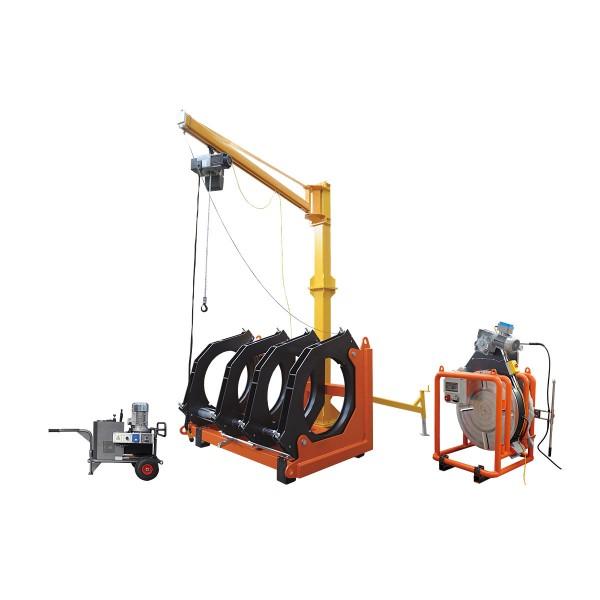 Ritmo druklasmachine delta 630 t/m 1000mm